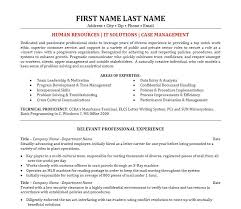 Certified Case Manager Resume Pin By Resumetemplates101 Com On Best It Manager Resume