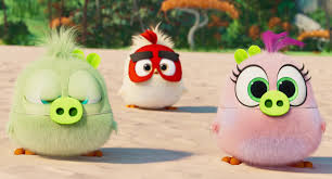 Angry Birds 2 - Der Film (2019)