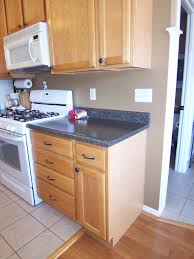 Update Oak Cabinets Small Kitchen Colors With Oak Cabinets Update Kitchen Colors