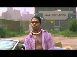 Pootie Tang Quotes Extraordinary Pootie Tang Gun Fightflv YouTube