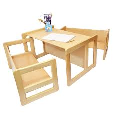 multifunctional furniture. Obique Multifunctional Furniture Set Of 3, 2 Benches \u0026 1 Table,Natural T