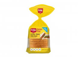 Artisan Baker White Bread Gluten Free Bread Schär