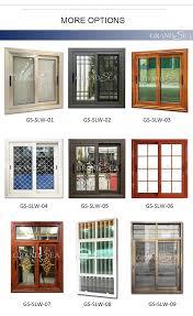 Grand Designs Aluminium Windows Latest Design Golden Color Double Glazed Aluminium Window Buy Latest Design Aluminum Window Golden Color Frame Window Double Glazed Aluminium Window