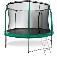 <b>Батут Oxygen Fitness Premium</b> 10 ft inside (Dark green)