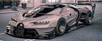 An uncompromising experiment, a thoroughbred, a pur sang that, in its brute exclusivity, impresses above all with with the experimental study of the bugatti bolide, the french luxury car manufacturer is presenting a new and unique vehicle concept for the ultimate. Bugatti Vision Gran Turismo On Turbofans Is Halfway Between Bolide And Chiron Autoevolution