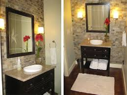 ideas small guest bathrooms