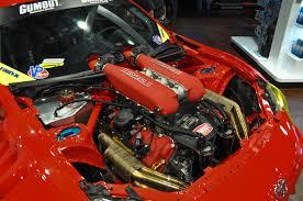 458 italia engine. ryan tuercku0027s toyota 86 with ferrari 458 italia engine swap sema 2016