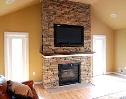 tv above fireplace heat minimum distance between fireplace and heat shield to protect tv over fireplace