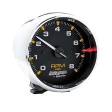 meter 2301 auto gage air core pedestal tachometer gauge auto meter 2301 auto gage air core pedestal tachometer gauge