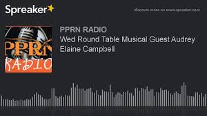 wed round table al guest audrey elaine campbell
