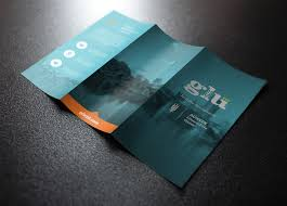 make tri fold brochure how to design a stunning brochure 30 expert tips and templates