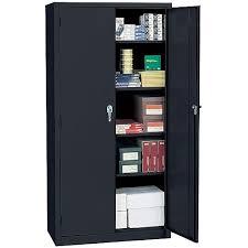 black storage cabinet. Https://www.staples-3p.com/s7/is/ Black Storage Cabinet E