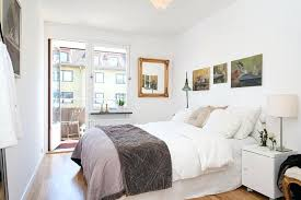 simple apartment bedroom. Perfect Simple Simple Apartment Bedroom Small Decorating Ideas White  Walls Two Plan Throughout E