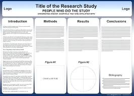 Research Poster Template Ppt Chanceinc Co