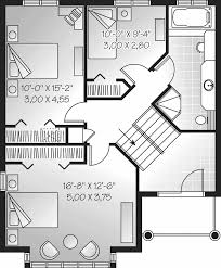 claybourne park narrow lot home plan 032d 0636 house plans and more Beach House Plans Hawaii modern house plan second floor 032d 0636 house plans and more hawaiian style beach house plans