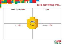 Lego Feelings Chart Buildhappy Mood Monsters Build Happy