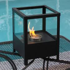 nu flame 9 5 in bio fuel fireplace