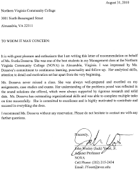 Glowing Letter Of Recommendation Under Fontanacountryinn Com