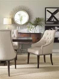 vanguard furniture our s brinley tufted side chair find this pin and more on dining rooms