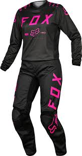 Fox Racing Youth Pants Size Chart Details About 2017 Fox Racing Womens 180 Combo Motocross
