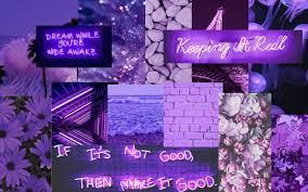 Aesthetics Purple Macbook Wallpapers ...