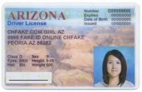 Id Identification Fake Arizona Buy Scannable