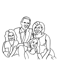 Small Picture Barack H Obama Coloring Pages Free and Printable