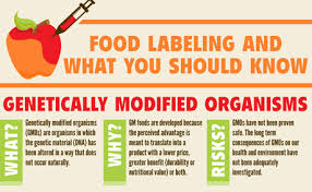 gmos on target living gmo food labelling infographic