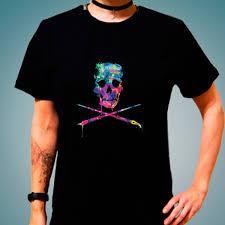 Футболка <b>Череп художника</b>   Черепа   Магазин футболок ...