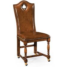 high back leather chairs. Individual High-Back Leather Chairs By Jonathan Charles - AMERICANA POKER TABLES High Back