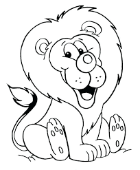 Preschool Coloring Pages Christmas Printable Easy Coloring Pages For