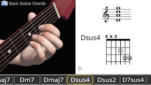 lighting cords. Guitar 3D - Basic Chords Poster Lighting Cords