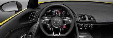 audi r8 spyder interior. Exellent Audi R Audi R8 Spyder V10 Interior In R