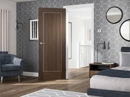 contemporary interior doors. Contemporary Walnut Interior Door Doors