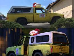 Here's the Story Behind the Real Life Pizza Planet Truck: It's a ...