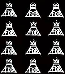 fall out boy logo wallpaper 552977p