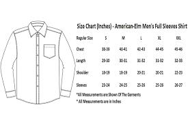 Slim Fit Tee Size Chart Rldm