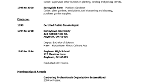 100+ College Admissions Resume Template For Word | Fresh Ideas ...