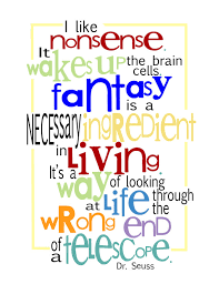Dr Seuss Quotes About Friendship Best Interesting Dr Seuss Quotes About I Like Nonsense Golfian
