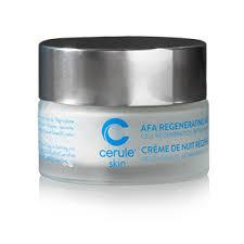 Cerule AFA Regenerating Night Cream