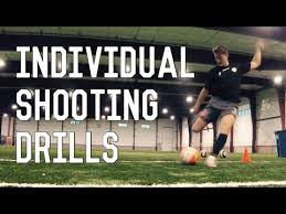individual shooting drills for