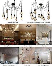 pendant and chandelier lighting. interesting lighting 9 swag light multi pendant chandelier  modern chandelier with cloth cords  industrial pendants and vintage style bulbs or edison bulbs inside and lighting l