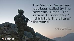 Marines Quotes Mesmerizing TOP 48 MARINE CORPS QUOTES Of 48 AZ Quotes