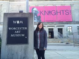 careers that bridge business and art light along the way a recent assumption college graduate sondra savickas a business management major from paxton massachusetts interned at the worcester art museum while