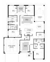 surprising bungalow house plans photos ideas design one story floor berm house floor plans