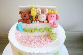 toy box cake topper a cake decorating
