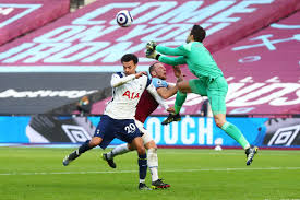 West Ham 2-1 Tottenham Hotspur: Spurs unlucky in loss at London Stadium -  Cartilage Free Captain