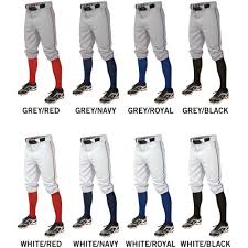 Youth Baseball Pants Size Chart Easton Knicker Baseball Pants Size Chart Pants Images And