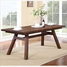 extension table f: modus furniture international portland rectangular extension table