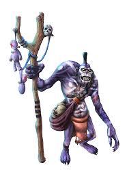 witch doctor by petersiedlart on deviantart